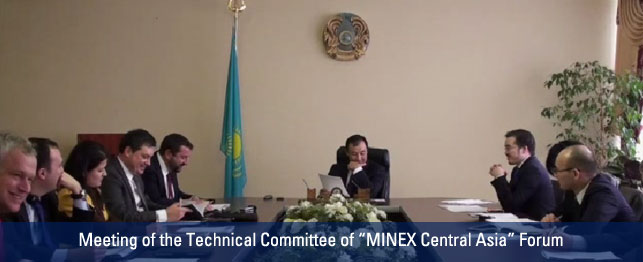 Meeting of the Technical Committee